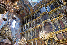 Cathedrale de Ouglitch (Russie)