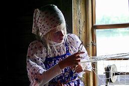 La fille du pêcheur (Russie)