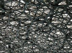 Le Louvre d'Abu Dabi (détail)