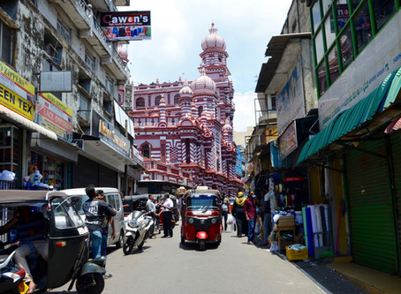 Colombo: ako som si obľúbila hlavné mesto Srí Lanky a dostala pozvanie na svadbu!