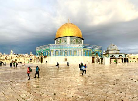 JERUZALEM: 5 miest, ktoré tu musíte navštíviť, alebo ako trojnásobne prekonať denný krokový limit