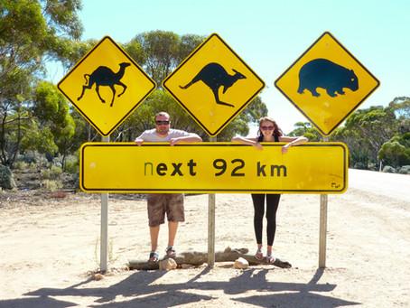 V srdci Austrálie