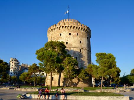 Grécke Thessaloniki za 24 hodín