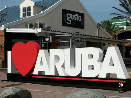 Aruba – One Happy Island