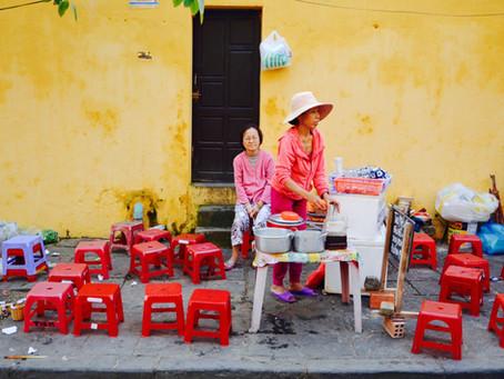 I love Vietnam! Špeciálne mestečko Hoi An a, samozrejme, pho