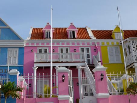 Curaçao – najfarebnejší ostrov Karibiku