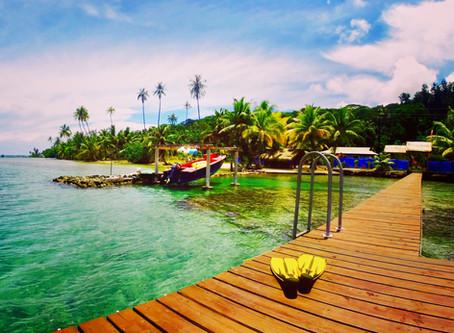 TOP 10 - moje najobľúbenejšie ostrovy