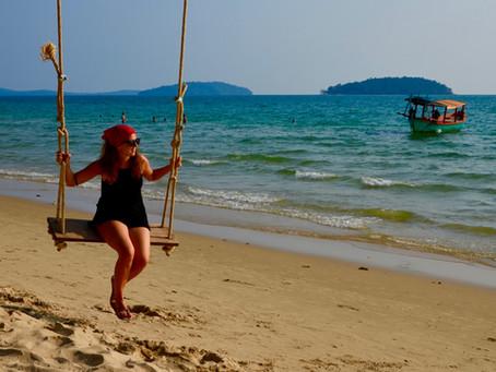 ASIATRIP 5 a ½ týždeň – Kambodža – Otres Beach