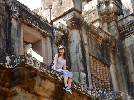 Návrat do Siem Reap a slávneho Angkoru