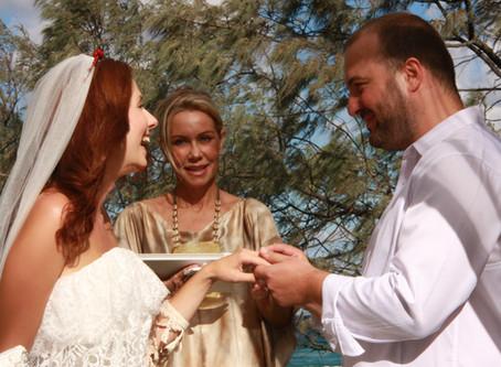 Svadba vAustrálii! Nápad za milión... jedine že by nie!?