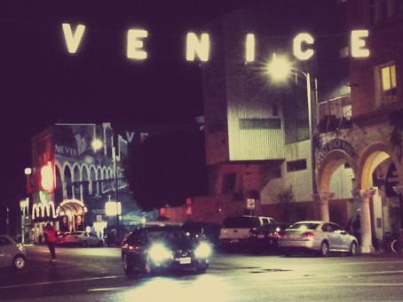 Venice Beach - pláž, kde to žije