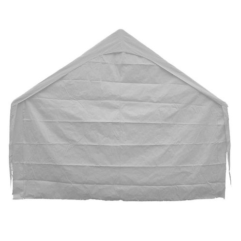 20ft Canopy Triangle side wall