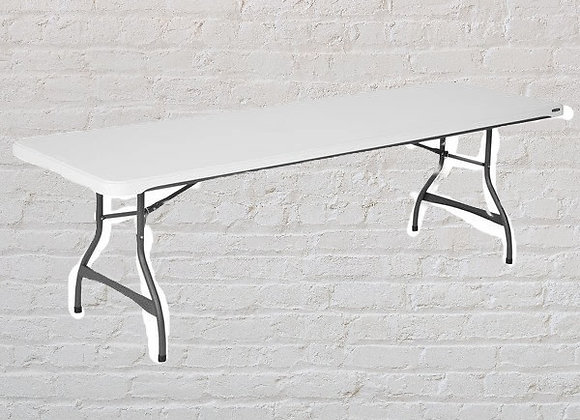 8ft Rectangular Tables
