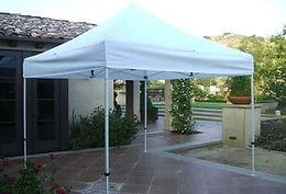 10x10 EZUP Canopies
