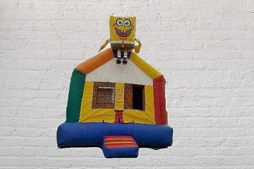 15'x15' Spongebob Bounce House