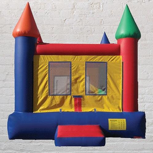 13'x13 Bounce House - Blue