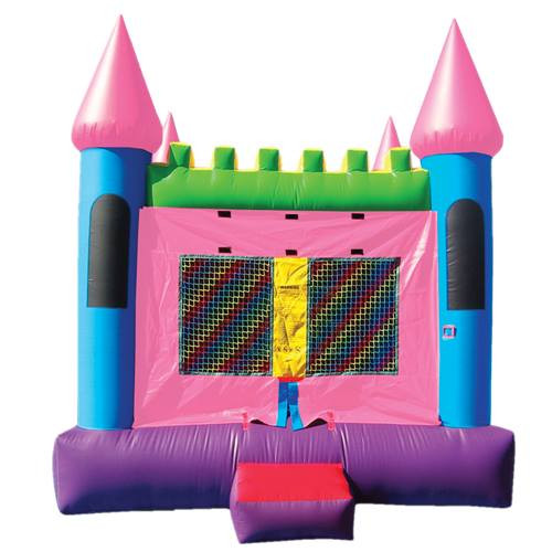 13'x13' Bounce House - Pink