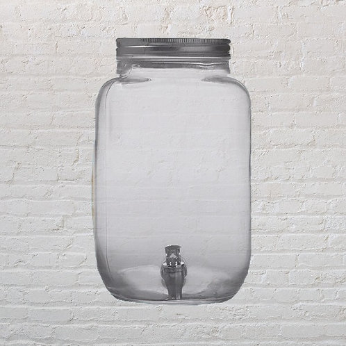 Farmers look Glass Dispenser