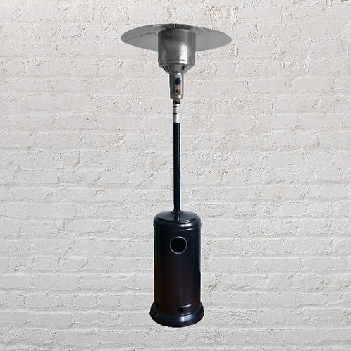 Outdoor Patio Heater with propane tank