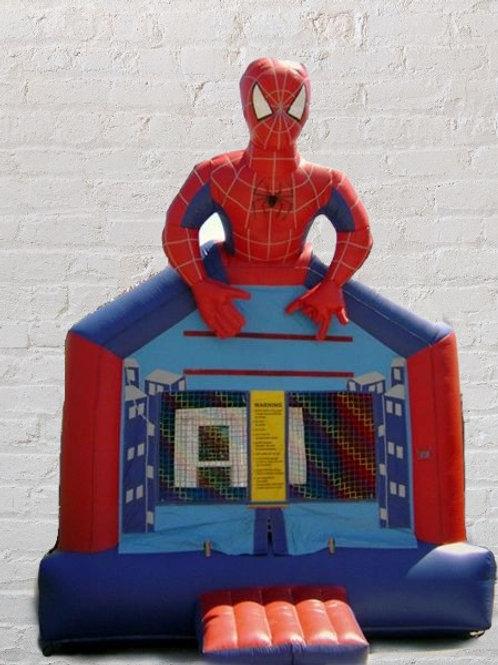 15'x15 Spiderman Bounce House