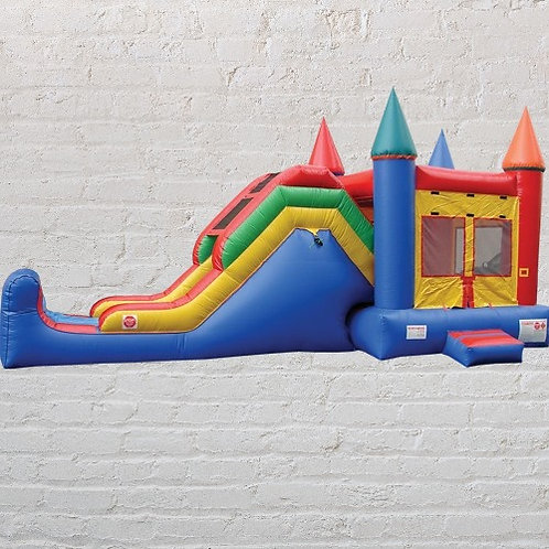 13x30 Bounce House with Slide (Dry)