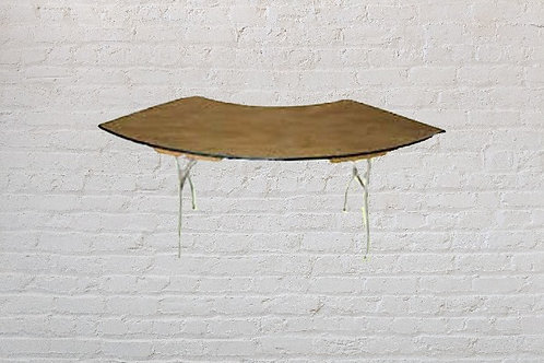 7ft Serpentine tables