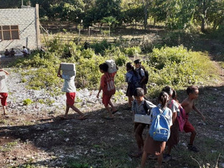 함춘환 선교사_인도네시아에서 보내는 9월 선교편지