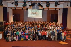 선교대회 전체사진