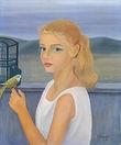 Ritratto di Isabella a dodici anni, 1956