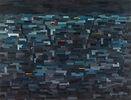 Veduta urbana 3, 1960, olio su tela cm 4