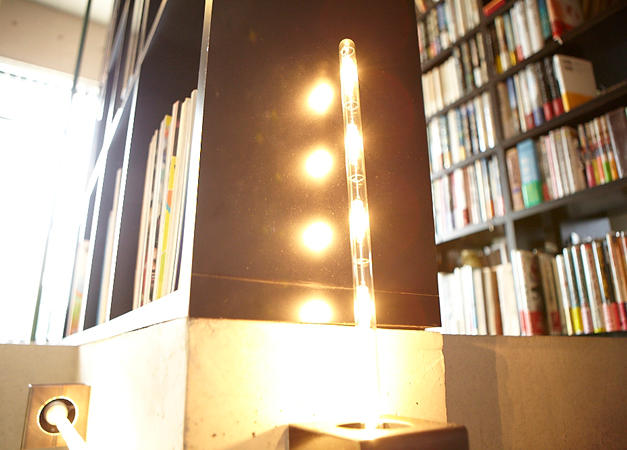 LAMP for T HOUSE