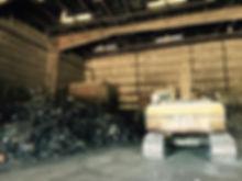 Construction Demolition Recylcing - C.D.R. Trash Transfer Station Machine