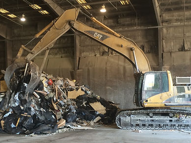 Construction Demolition Recylcing - C.D.R. Trash Transfer Station