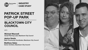 Patrick Street Pop-Up Park | Blacktown City Council