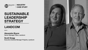 Sustainable Leadership Strategy | Landcom