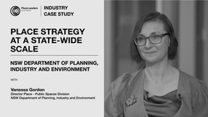 Place Strategy at a State-Wide Scale | NSW Department of Planning, Industry and Environment