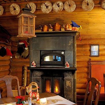 Cafe Finlandia, Bei uns ist es warm und gemütlich