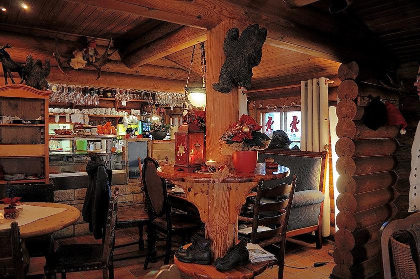 Weihnachten im Café Finlandia