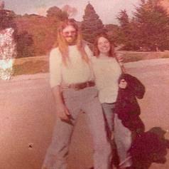 1972 - Paul and Maribeth