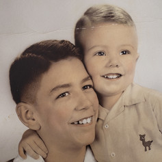 Paul and his brother