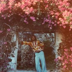 1972 - Paul pose