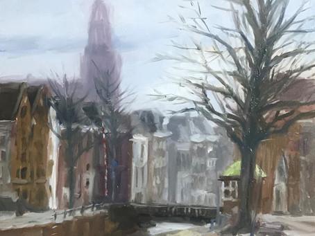 Nieuwe expositie in Pictura, Groningen: Corona en de verkoop