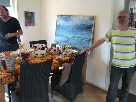 Nieuwe expositie in Galerie Posthuys Texel