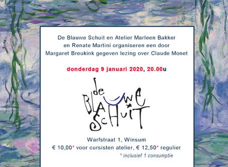 Lezing en excursie Claude Monet