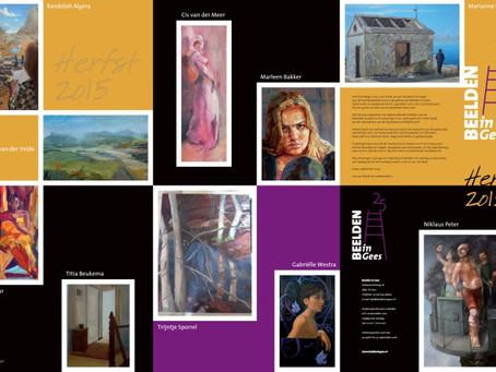 """Nieuwe expositie in galerie """"Beelden in Gees"""""""