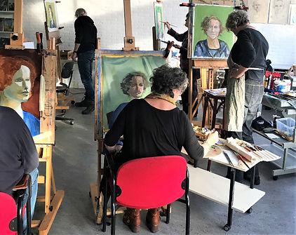 Portretschilderles Marleen Bakker 2019.j
