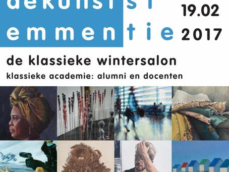 Klassieke Wintersalon in Emmen
