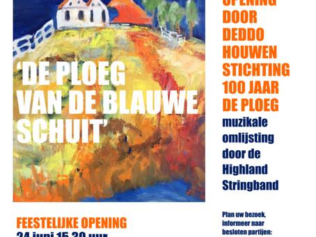Expositie cursisten: 'De Ploeg van de Blauwe Schuit'