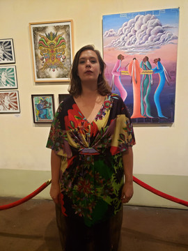 Iris Gonzalez + The Weaver the rainmaker