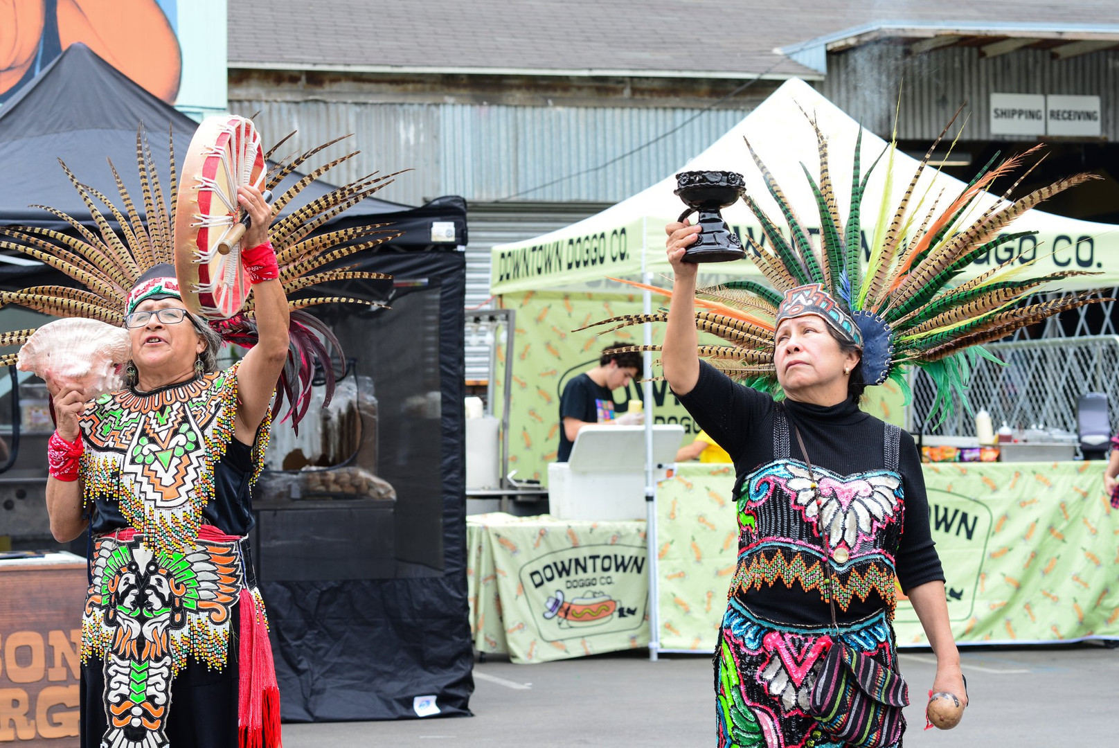 TRIBE Project at HERITAGE FEST